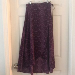 Francesca's Collection skirt